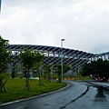 World Game Main Stadium side