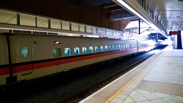 HSR Zuoying station
