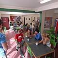 學生休息室唷 大家都在這裡用餐唷.jpg