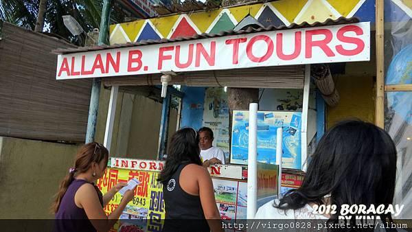 ALLAN B FUN TOUR