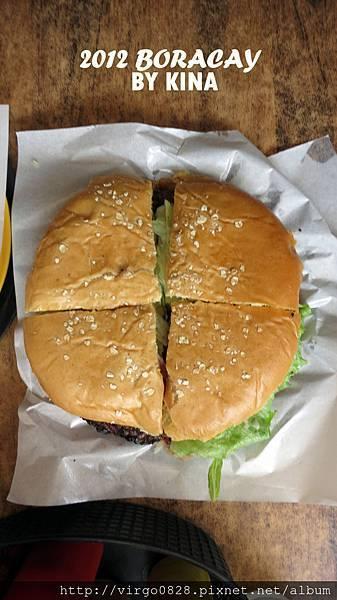 Triplex 大漢堡