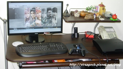 ASUS VE246H + PS3