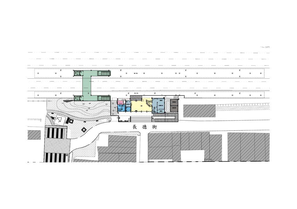 萬榮車站-平面--1f