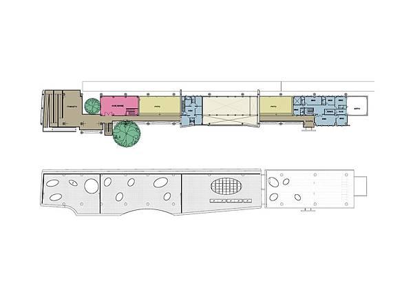 玉里車站-平面--2f