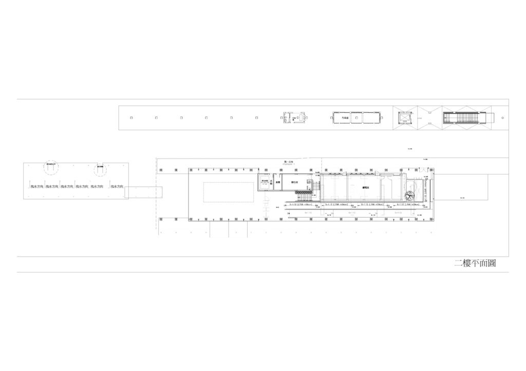池上站2樓平面圖