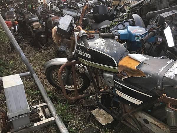 Suzuji GK125