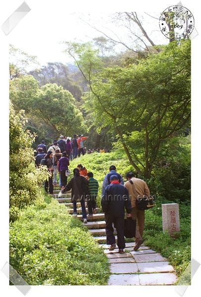 台灣99登峰造極-登七頂峰活動