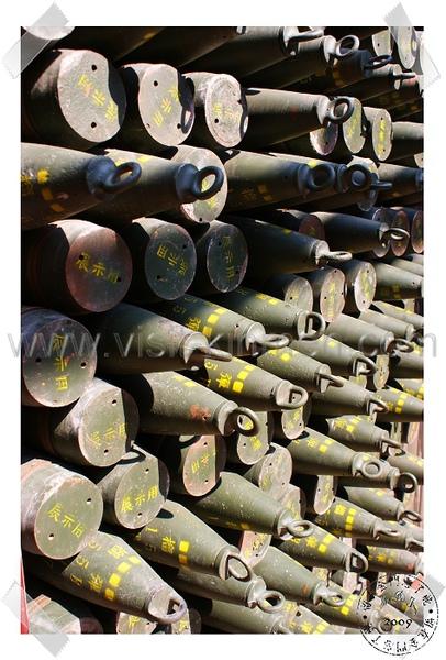 155榴砲裝飾牆