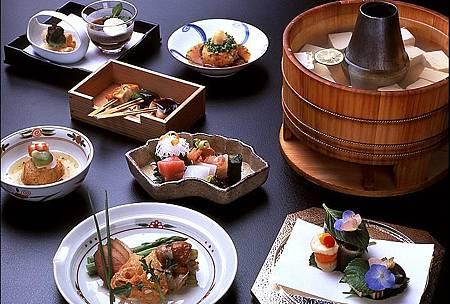 湯豆腐套餐