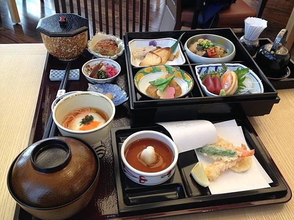 大倉飯店 山里日本料理2013.02.28 003