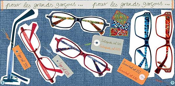 法國LaFont 兒童框