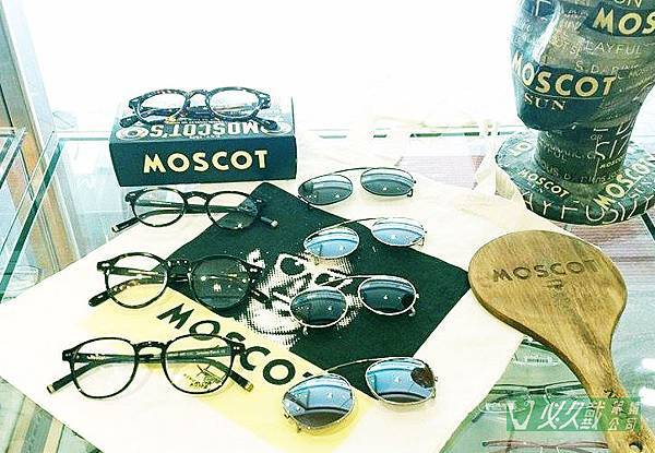 Moscot Clip-On