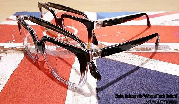 Claire Goldsmith 手工眼鏡