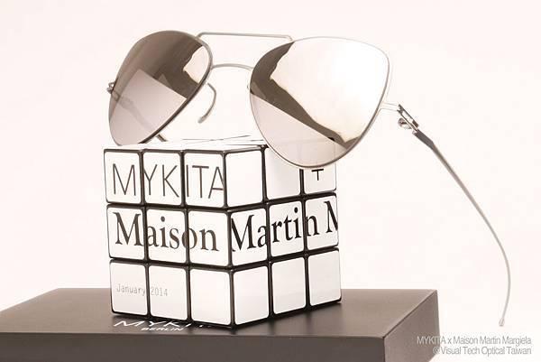 MYKITA x Maison Martin Margiela  @必久戴眼鏡