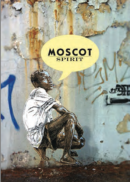 Moscot Spirit @ 必久戴眼鏡 Visual Tech Optical