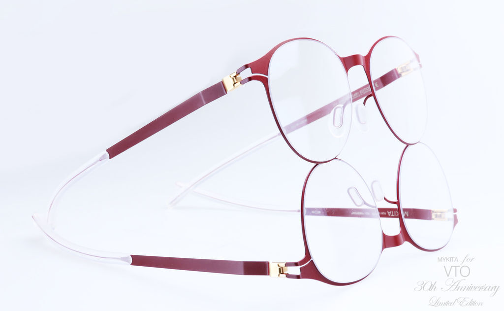 Mykita for Visual Tech Optical 30th Anniversary Limited Edition