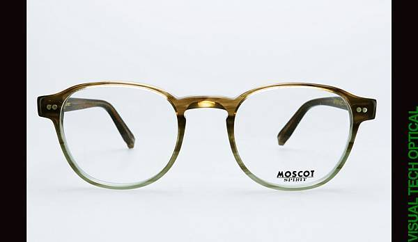 "Moscot Spirit ""Arthur"" @Visual Tech Optical 必久戴眼鏡"