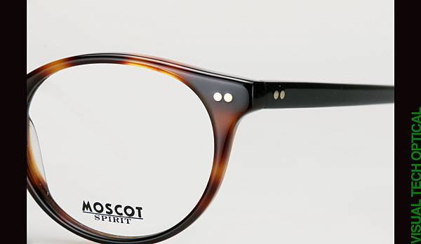 "Moscot Spirit ""Frankie"" @Visual Tech Optical 必久戴眼鏡"