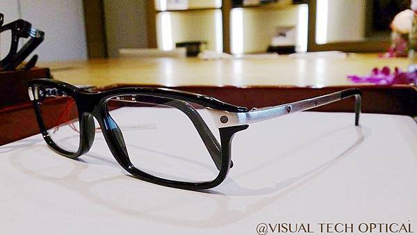 Cartier 卡地亞 Santos de Cartier 山度士系列 眼鏡 必久戴眼鏡 Visual Tech Optical