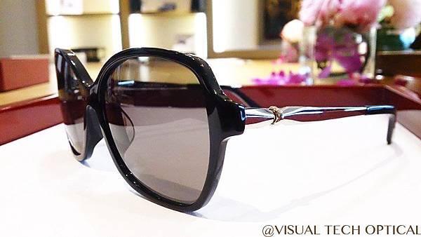 Cartier 卡地亞 Trinity de Cartier 三環系列 墨鏡 必久戴眼鏡 Visual Tech Optical