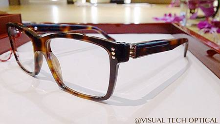 Cartier 卡地亞 PREMIÈRE CARTIER 眼鏡 必久戴眼鏡 Visual Tech Optical