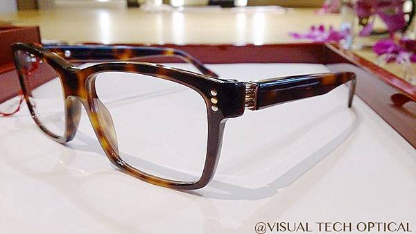 Cartier 卡地亞 PREMIÈRE CARTIER 眼鏡 必久戴眼鏡 Visual Tech Optical