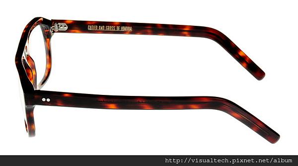 金牌特務眼鏡的原型 Cutler and Gross 0822 必久戴眼鏡