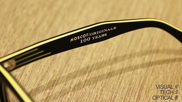 MOSCOT 100 Lemtosh Smart  @必久戴眼鏡