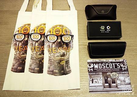Moscot 100 @必久戴眼鏡