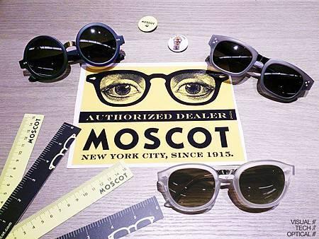 MOSCOT Sun 墨鏡 太陽眼鏡 Conrad.Everet .Faye.Major 必久戴眼鏡