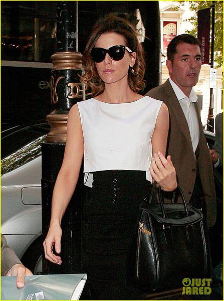 Kate Beckinsale wearing Manhattan