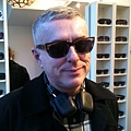 Holly Johnson in 'Kolus' Oliver Goldsmith Sunglasses
