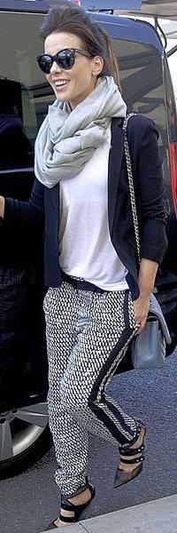 Kate Beckinsale wearing manhattans