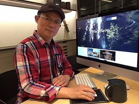 Alain Mikli X Issey Miyake 跨界聯名鉅作摺疊眼鏡 @必久戴眼鏡