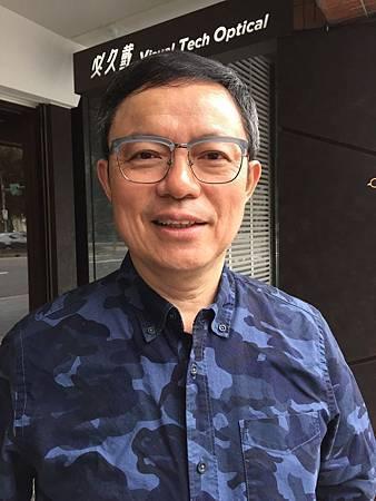 Zac Posen@必久戴眼鏡