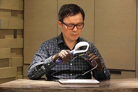 Cartier @ 必久戴眼鏡