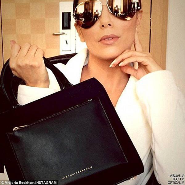 Victoria Beckham 維多利亞貝克漢 Classi Victoria Aviator飛行員墨鏡- 台灣區授權店必久戴眼鏡