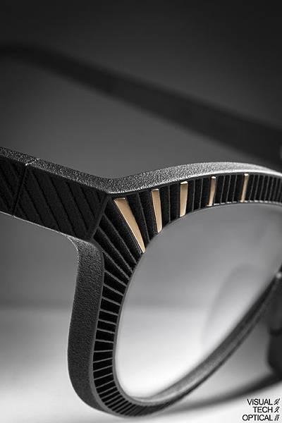 必久戴與比利時設計團隊驕傲獻上 -Hoet Couture - 概念訂製眼鏡
