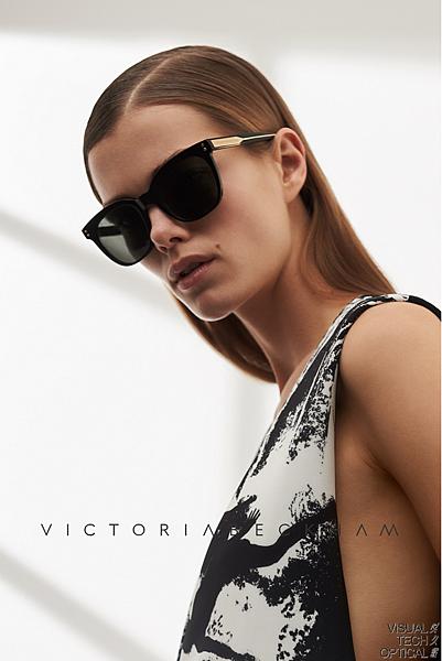 "Victoria Beckham 最新自豪之作 ""THE VB"" 墨鏡 @台灣授權必久戴眼鏡"