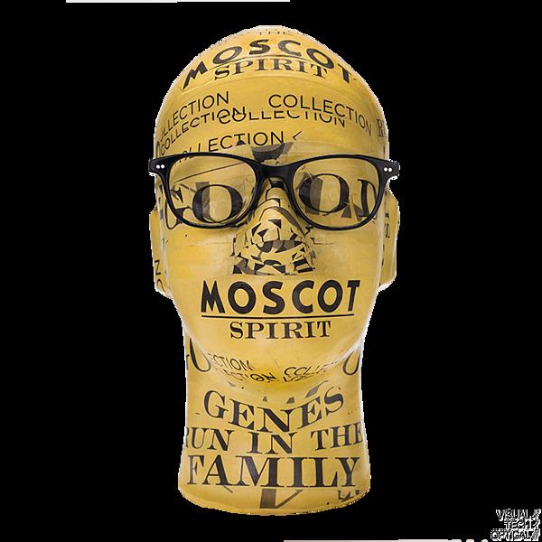 Moscot Spirit Jesse @必久戴眼鏡