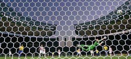 Kaka' Goal !