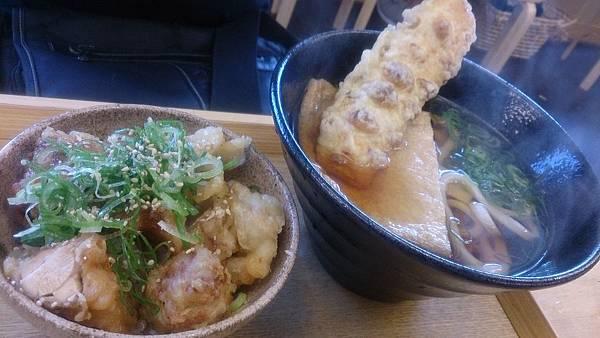 麵+飯套餐
