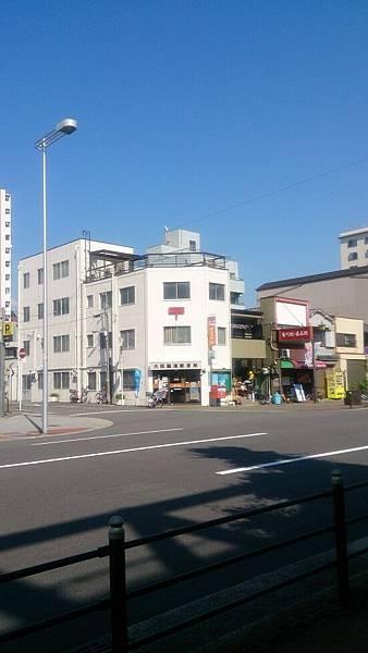 低調的大阪港郵局