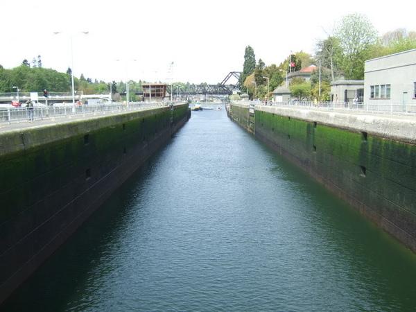 西雅圖-漁船從這地方出港