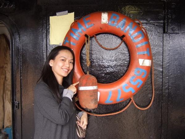 西雅圖-時光大盜號捕蟹船