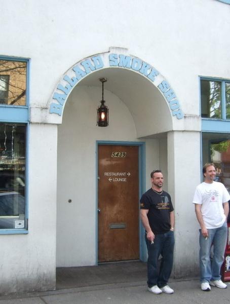 捕蟹水手最愛的一家60年歷史的酒館