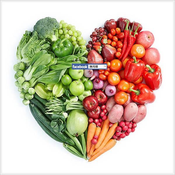 善用飲食抗氧化防心病