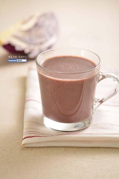 紫色精力湯