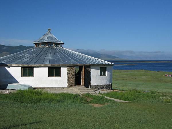 白湖渡假村