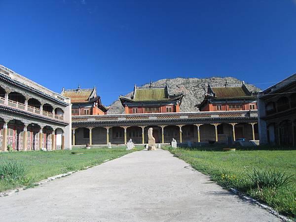 Tsetserleq的博物館